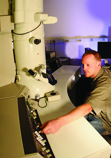 The Electron Microscopy Laboratory (EML) is a user facility dedicated to the support of materials research at LANL through imaging, elemental, and crystallographic analysis of materials micro structures.