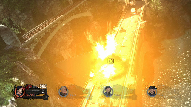 The Expendables 2 videogame Announced By Ubisoft