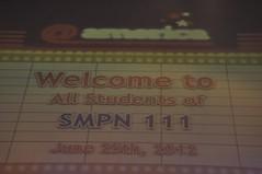 School Visit SMPN 111