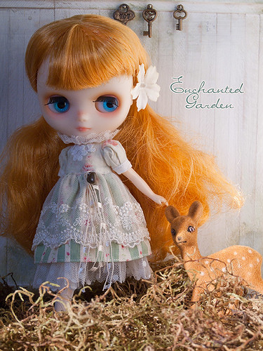 Enchanted Garden sets