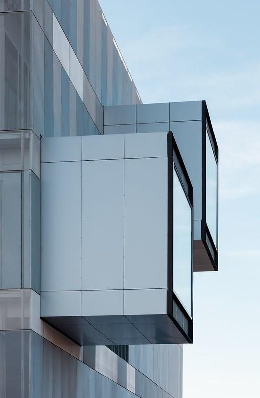 Voluar arquitectura. Comisaria Fuencarral #5