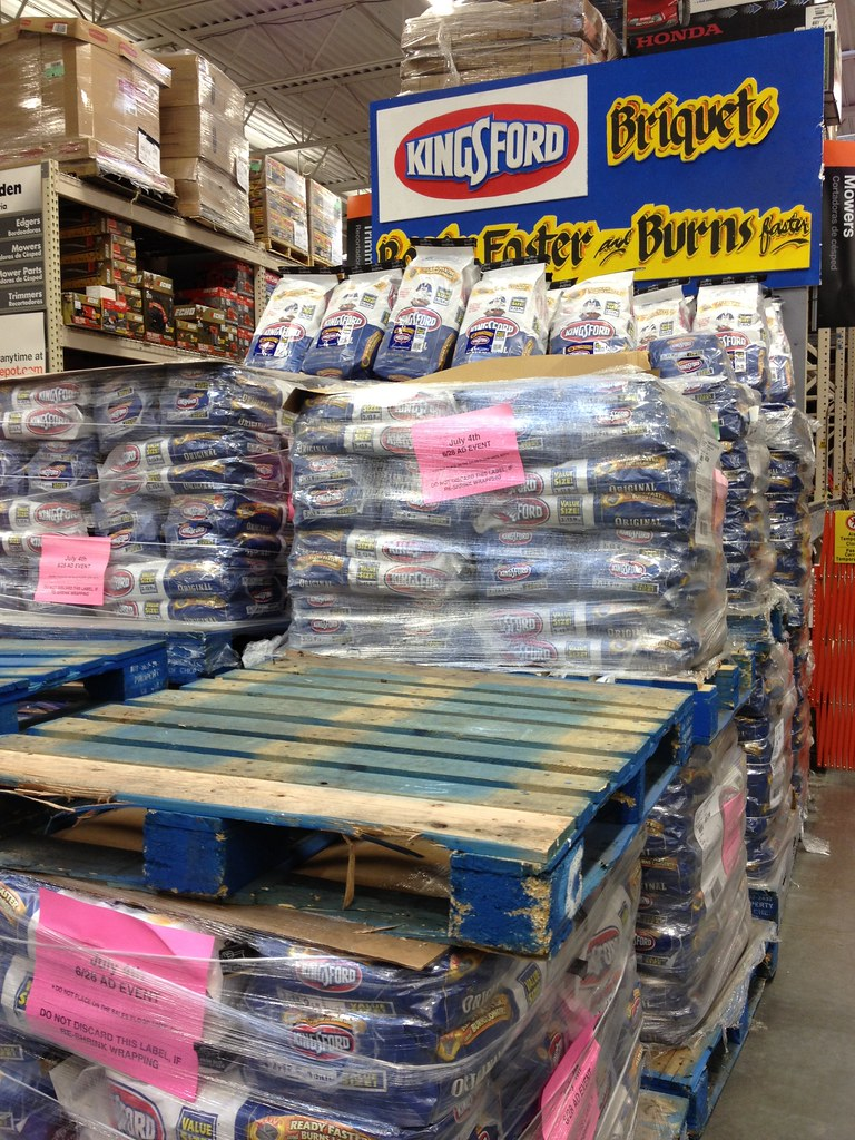 Fourth of July & Summer Products: Kingsford Briquets, July 4th Ad Event