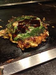 meal, monjayaki, food, dish, cuisine, okonomiyaki,