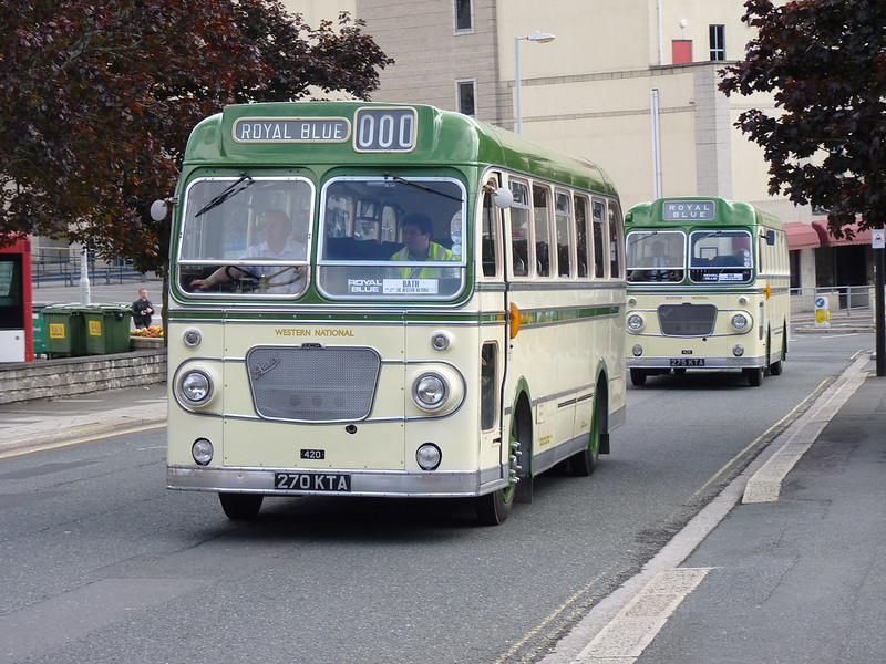Western National 270KTA and 275KTA