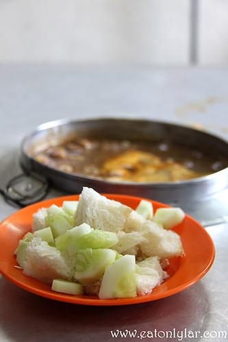 Bread, Restoran Ban Lee Siang