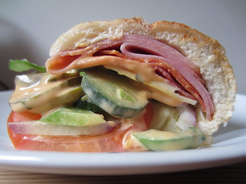 #245 Subway Italian BMT