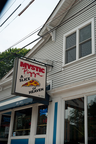 411 Mystic Pizza Sign