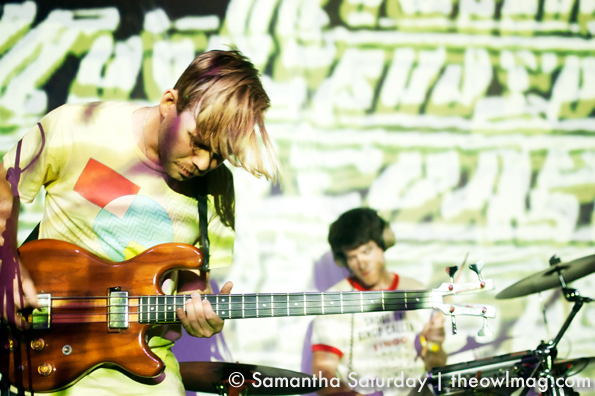 Lower Dens @ The Constellation Room, Santa Ana 6/29/12