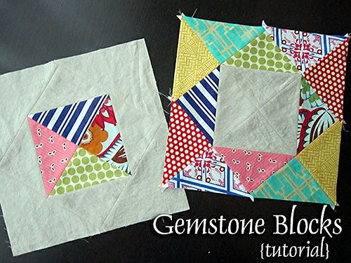 Gemstone blocks tutorial
