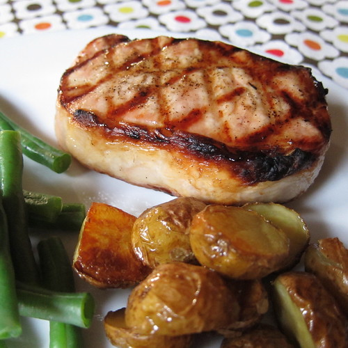 """Old Fashioned"" Pork Chops"