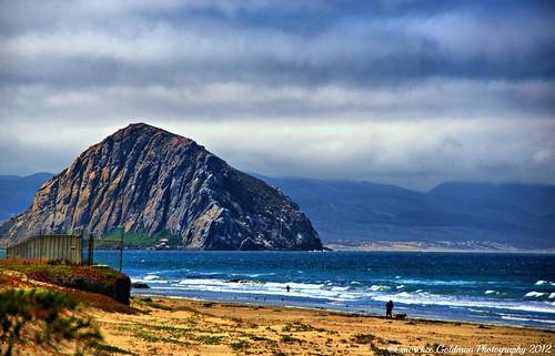 california beach surf view scenic centralcoast morrorock sanluisobispocounty landscapephotography coastalcalifornia morrobaycalifornia