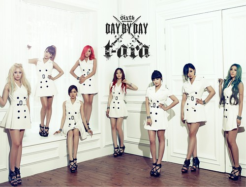 T ara   Day By Day (2012) (MP3 + iTunes M4A + FLAC) [Mini Album]