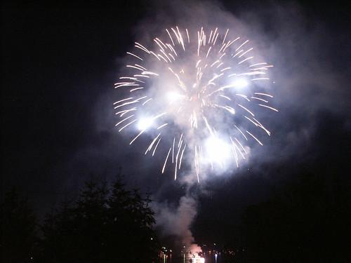 Big Lake Fireworks
