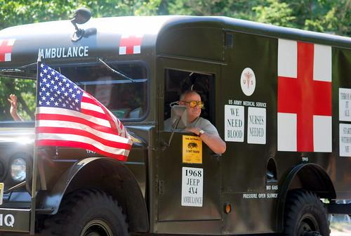 4th - ambulance