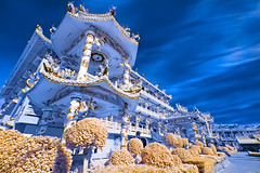 Chinese Temple in IR