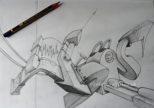 Quick Sketch by jerfor©eone