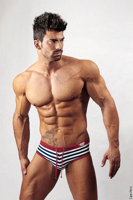 Sergi Constance. El Hombre Perfecto. Egon photo 15. Naked