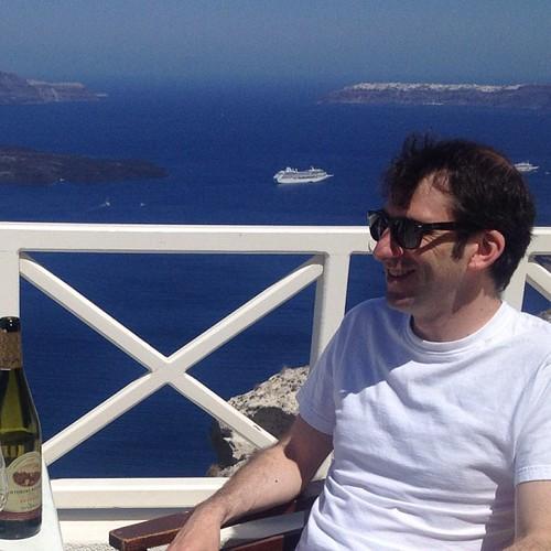 santorni food and wine