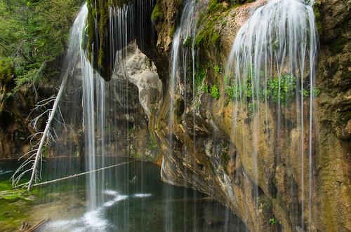 waterfall colorado hanginglake pentaxda14mmf28 pentaxk5