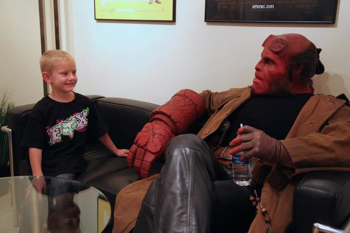 Fofura Nerd #33 - Make a Wish, Hellboy e o Zachary