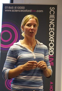 Dr Andrea Dennis at Science Oxford