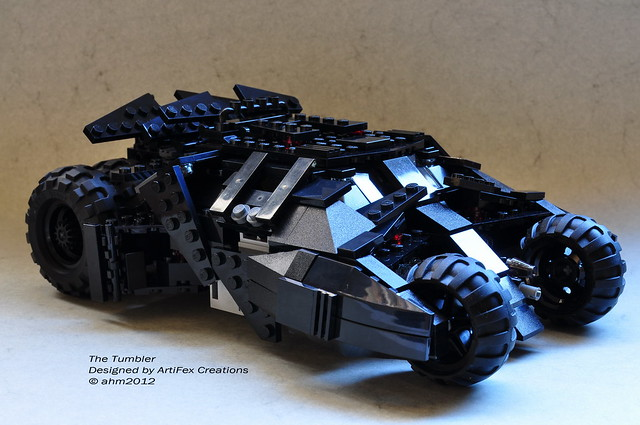 lego batman the tumbler flickr photo sharing. Black Bedroom Furniture Sets. Home Design Ideas