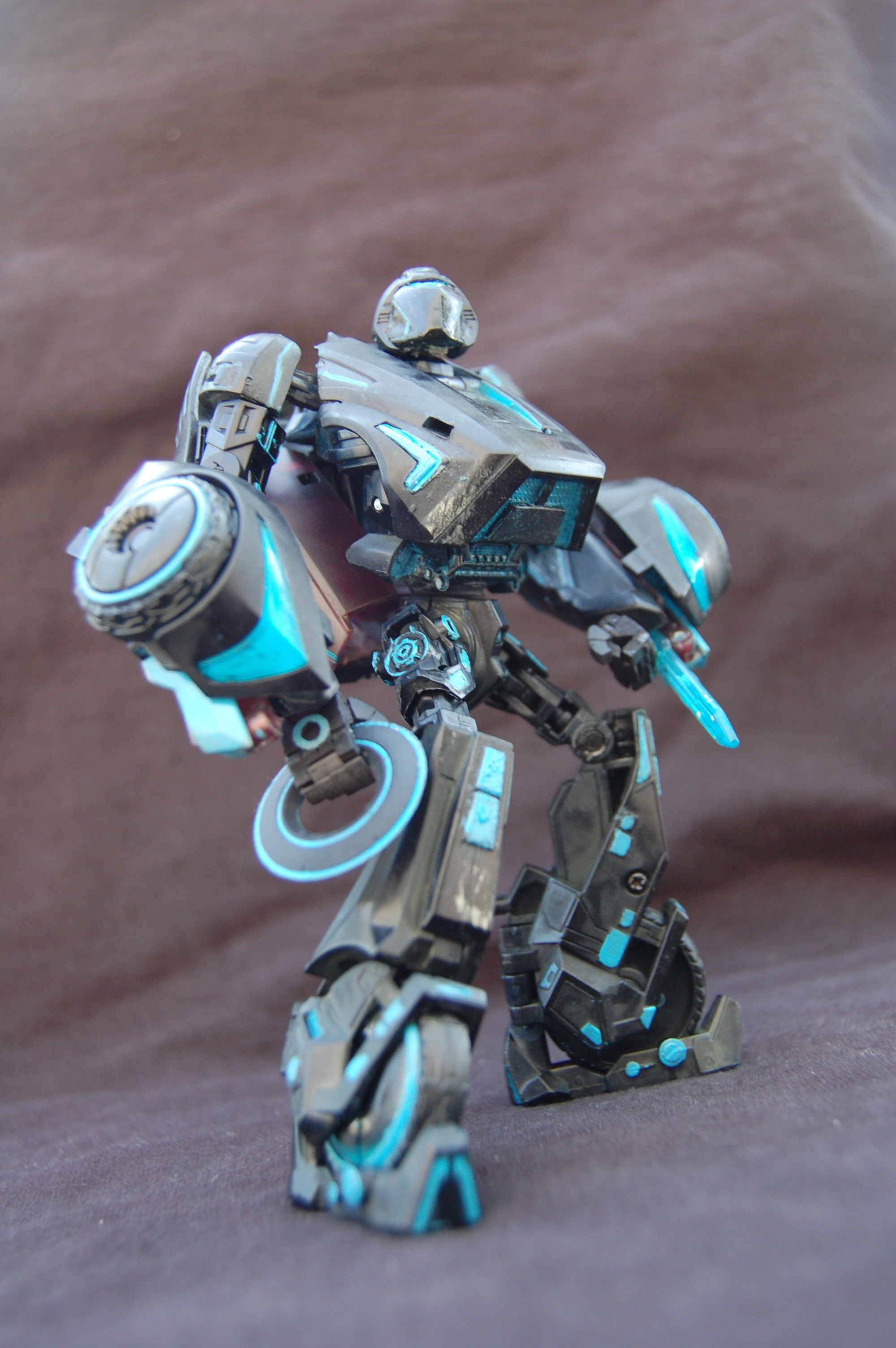 tron x Transformers