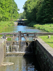 upper locks - Photo of Langouet