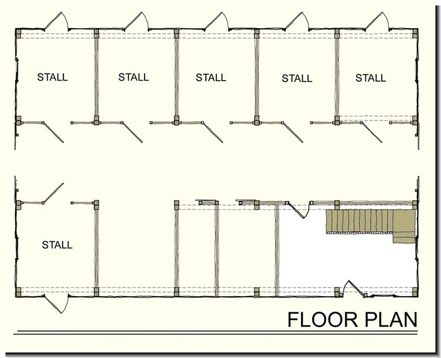 Horse Barn Plans Flickr Photo Sharing
