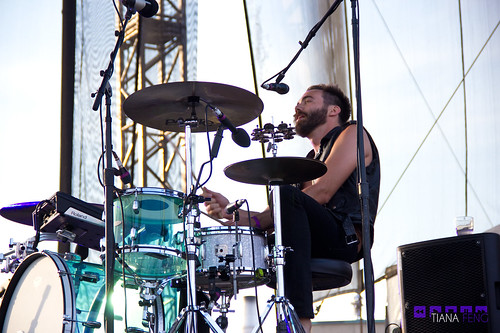 Death From Above 1979 @ Edgefest 2012