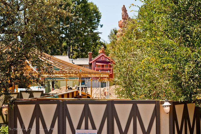 Princess Fantasy Faire Construction