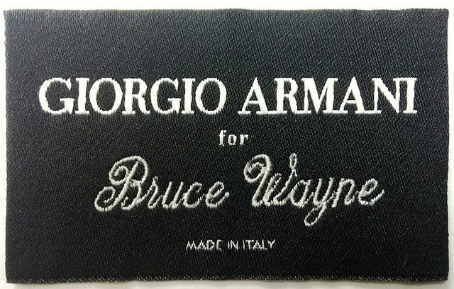Christian Bale- Bruce Wayne MTM label