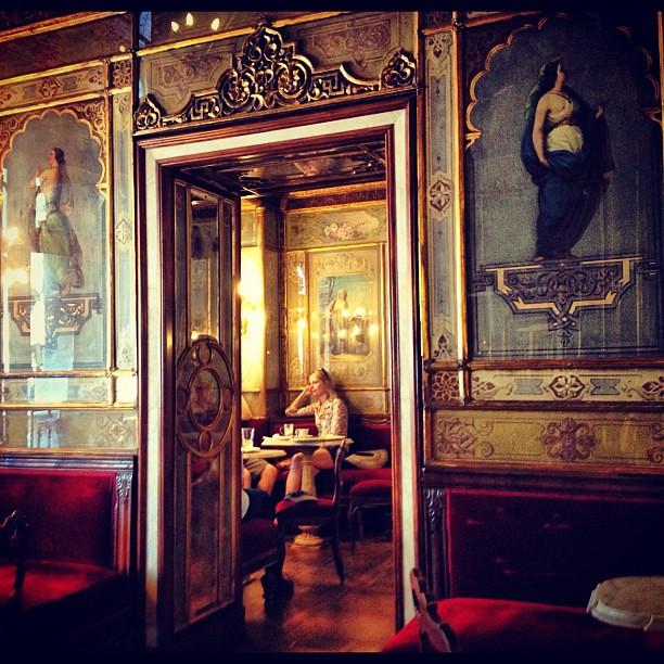 Caffe Florian, Benátky