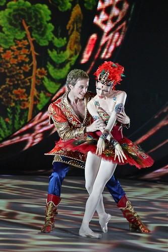 Victoria Teryoshkina and Andrey Yermakov (Mariinsky Ballet)