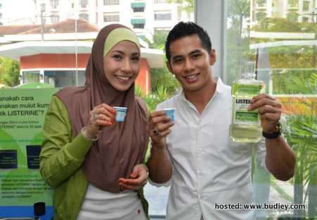 Fizo Omar & Irma Hasmie