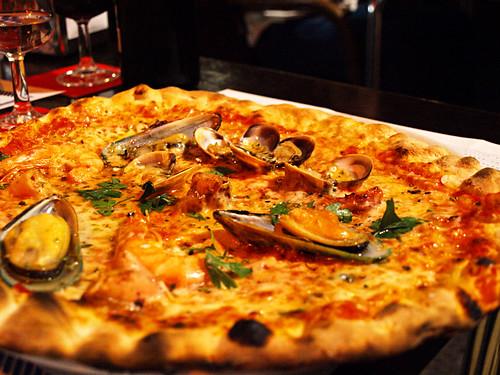 Marinera Pizza La Tasquita Puerto de la Cruz