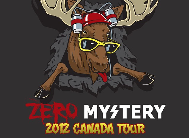 Zero Mystery Canada Tour @ The Forks July 20