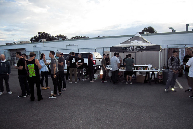 Active Employee Night @ RVCA HQ