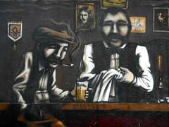 Graffiti Raamstraat - Den Haag