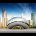 Cloud Gate, Chicago by d.r.i.p.