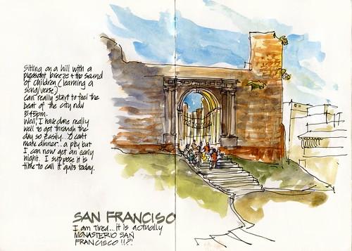 D01_Fri06_07 Monasterio Steps