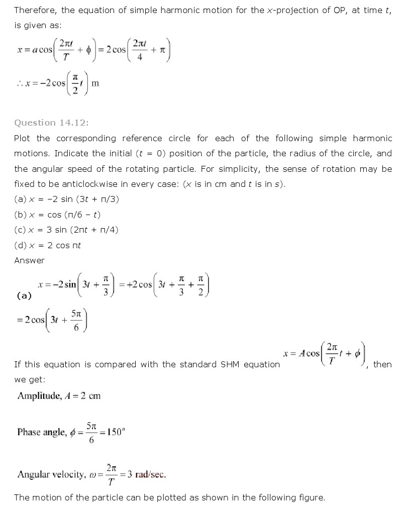 Worksheets Logarithmic Equations Worksheet With Answersclass11 ncert solutions for class 11th physics chapter 14 oscillations solution is given below