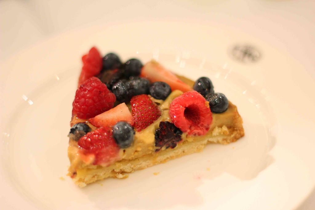 TWG Mixed Berry Tart