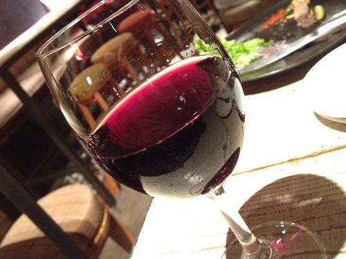 マルキドボーランメルロー@渋谷ワイン酒場
