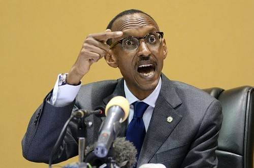 President Paul Kagame of Rwanda has come under unprecedented criticism from the United States government. Kagame has been accused of supporting M23 rebels in the eastern DRC. by Pan-African News Wire File Photos
