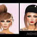 Hair Fair 2012 - MONS - Hair - Sweet Dreams & Big Girl (brown) and :F: Alecia . Tan