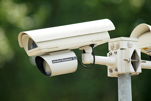 Caméra de vidéo-surveillance