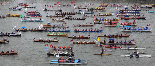 Diamond Jubilee River Pageant