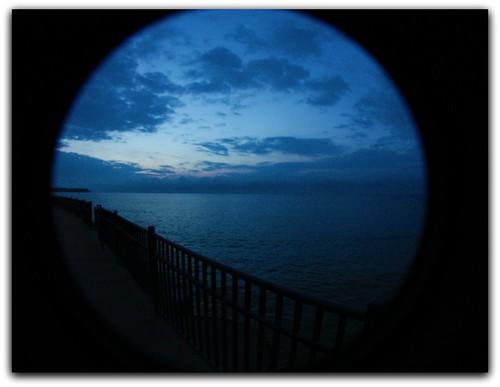 A Fisheye view