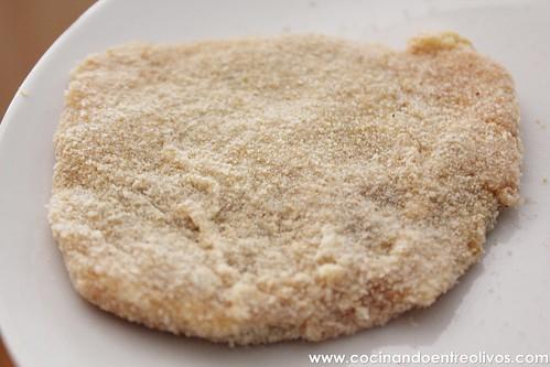 Escalopines de lomo extratiernos con espinacas y queso (16)